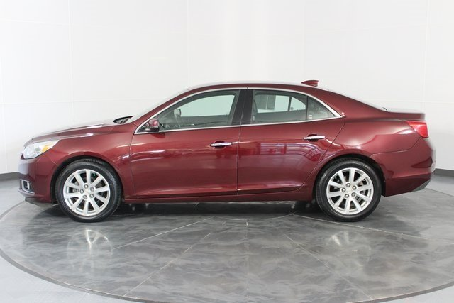 2016 Chevy Malibu Limited LTZ FWD Sedan 2.5L 4-Cylinder DGI DOHC VVT Engine 4 Door Automatic