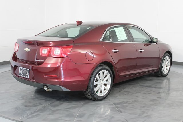2016 Chevy Malibu Limited LTZ 4 Door 2.5L 4-Cylinder DGI DOHC VVT Engine Sedan