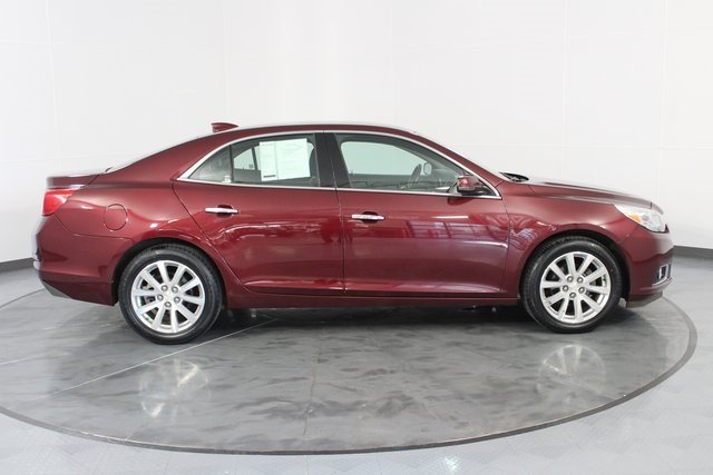 2016 Chevy Malibu Limited LTZ Sedan Automatic 4 Door