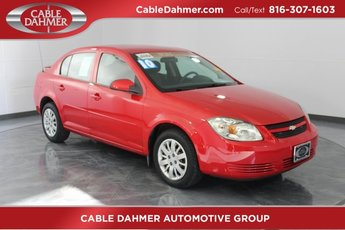 2010 Chevy Cobalt LT w/1LT 4 Door FWD Automatic