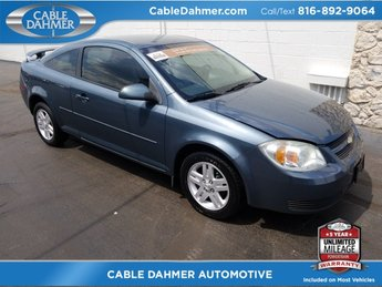 2005 Blue Chevy Cobalt LS 2 Door Automatic Coupe
