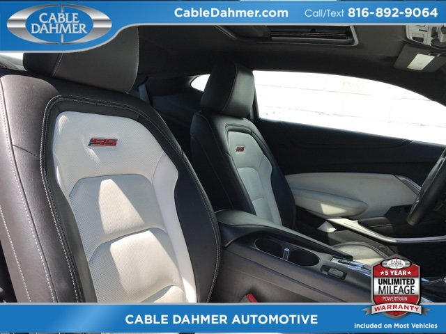 2016 Chevy Camaro SS Automatic 2 Door Coupe RWD