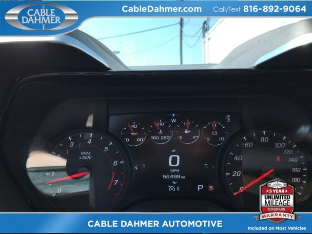 2016 Red Hot Chevy Camaro SS Automatic 6.2L V8 Engine Coupe