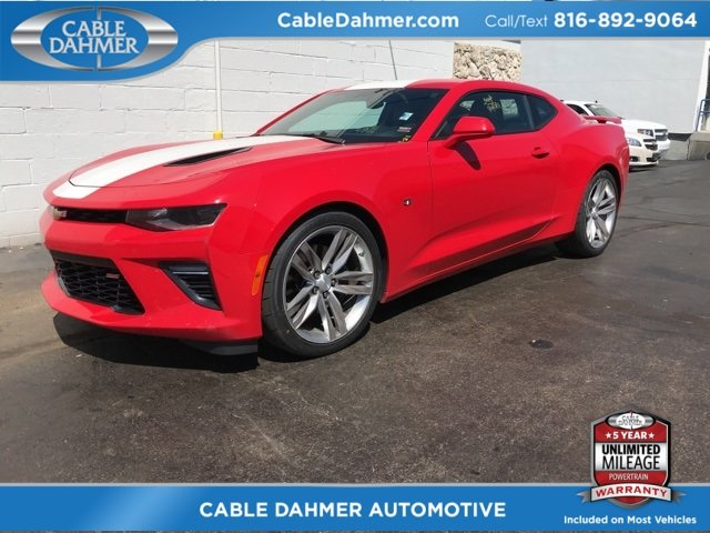 2016 Chevy Camaro SS Automatic 6.2L V8 Engine 2 Door