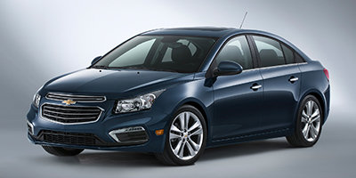 2015 Chevy Cruze LT 4 Door Automatic ECOTEC 1.4L I4 SMPI DOHC Turbocharged VVT Engine Sedan
