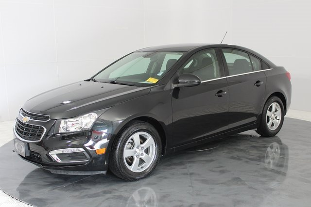 2016 Chevy Cruze Limited LT Automatic 4 Door Sedan ECOTEC 1.4L I4 SMPI DOHC Turbocharged VVT Engine FWD