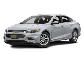 2016 Chevy Malibu LT 1.5L DOHC Engine Automatic Sedan