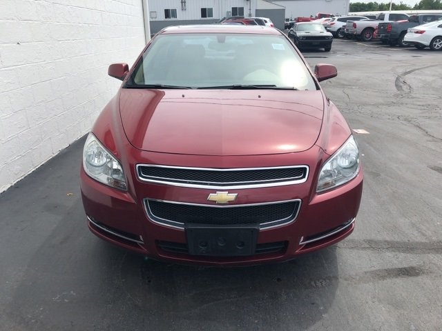 2009 red Chevy Malibu LT w/2LT 4 Door Sedan FWD ECOTEC 2.4L I4 MPI DOHC VVT 16V Engine Automatic