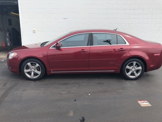 2009 Chevy Malibu LT w/2LT FWD Sedan Automatic 4 Door ECOTEC 2.4L I4 MPI DOHC VVT 16V Engine