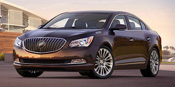 2016 Buick LaCrosse Base FWD ECOTEC 2.4L I4 DGI DOHC Engine Automatic Sedan