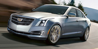 2016 Cadillac ATS Premium Collection AWD Automatic 2.0L Turbo I4 DI DOHC VVT Engine AWD