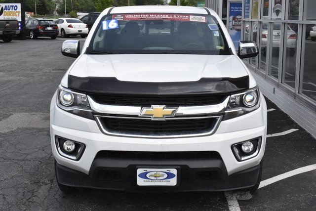 2016 Chevrolet Colorado 4WD LT 4 Door Automatic 2.8L Duramax Turbodiesel Engine Truck 4X4