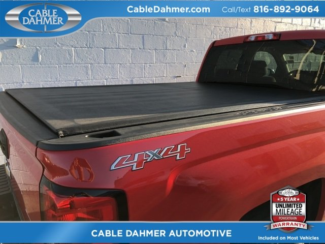 2017 Chevy Silverado 1500 LT EcoTec3 5.3L V8 Engine Truck 4 Door Automatic 4X4