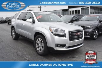 2015 GMC Acadia SLT FWD 3.6L V6 SIDI Engine SUV Automatic 4 Door