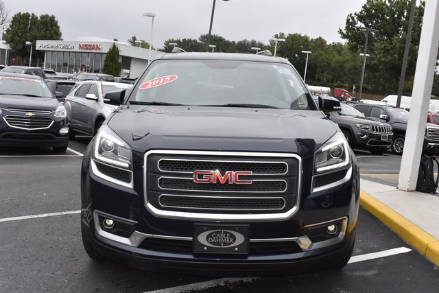 2015 GMC Acadia SLT 3.6L V6 SIDI Engine 4 Door AWD Automatic