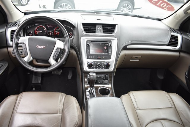 2015 GMC Acadia SLT 3.6L V6 SIDI Engine SUV 4 Door