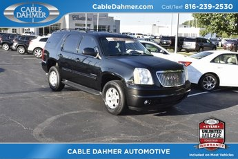 2012 GMC Yukon SLE Vortec 5.3L V8 SFI Flex Fuel Engine Automatic 4 Door SUV