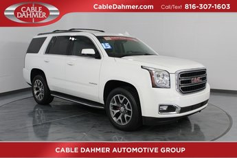 2015 GMC Yukon SLT 4X4 EcoTec3 5.3L V8 Engine 4 Door SUV