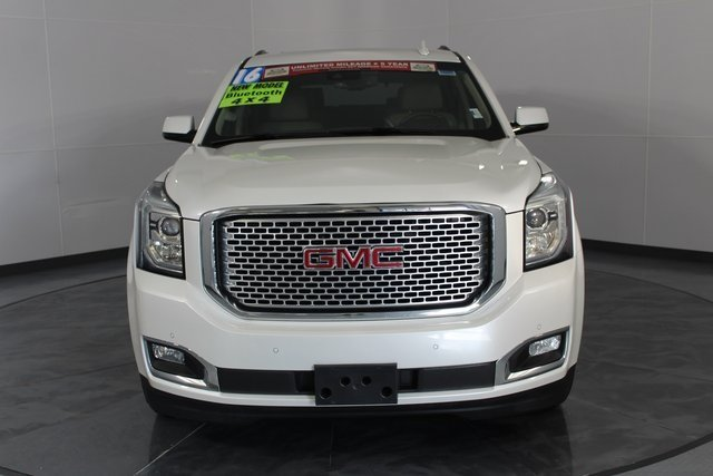 2016 GMC Yukon Denali 4 Door Automatic SUV
