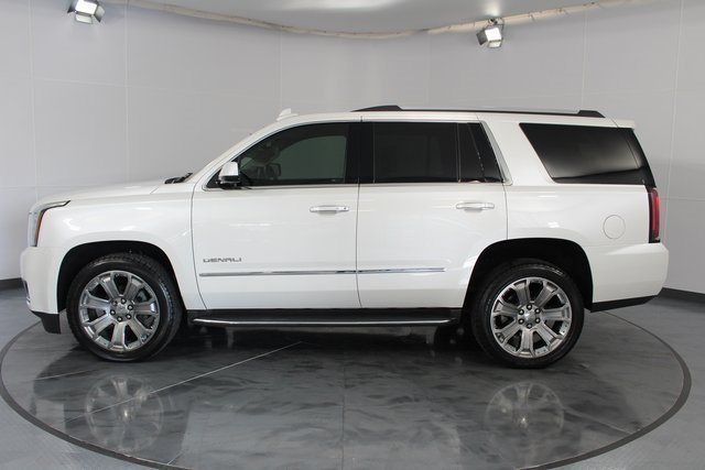 2016 GMC Yukon Denali SUV Automatic EcoTec3 6.2L V8 Engine 4X4 4 Door