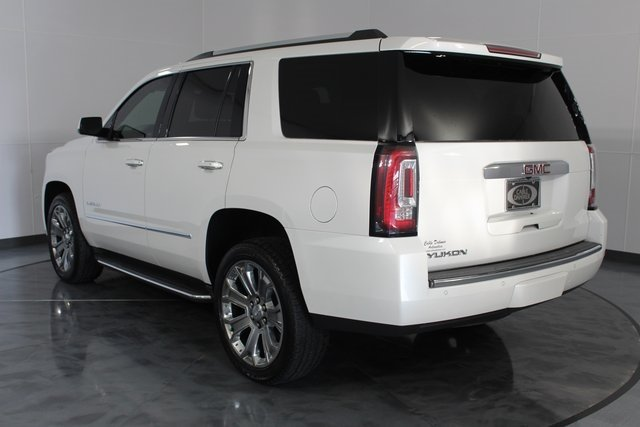 2016 GMC Yukon Denali Automatic 4X4 EcoTec3 6.2L V8 Engine 4 Door