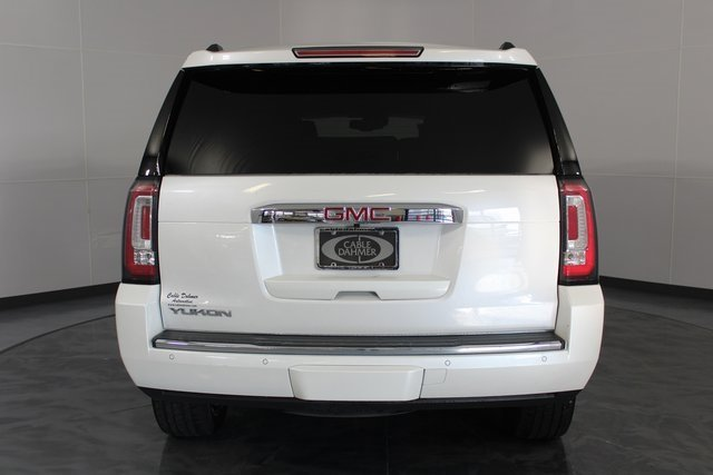 2016 GMC Yukon Denali 4 Door EcoTec3 6.2L V8 Engine Automatic
