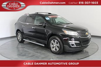 2016 Chevy Traverse LT 4 Door Automatic FWD 3.6L V6 SIDI Engine