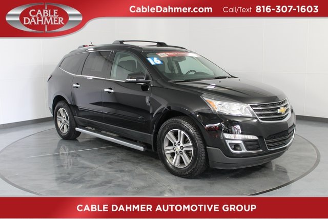 2016 Chevy Traverse LT FWD Automatic SUV