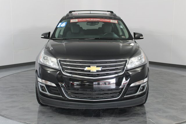 2016 Chevy Traverse LT FWD SUV 4 Door Automatic 3.6L V6 SIDI Engine