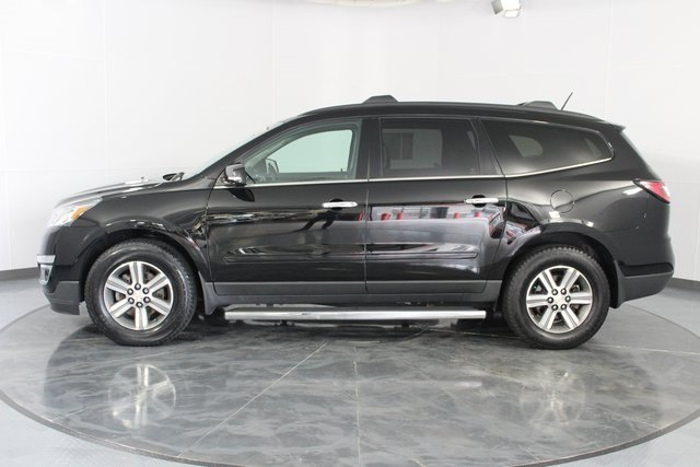 2016 Mosaic Black Metallic Chevy Traverse LT 4 Door 3.6L V6 SIDI Engine FWD Automatic SUV