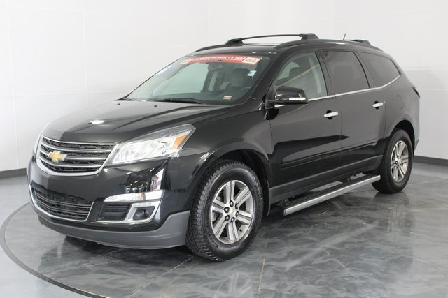 2016 Chevy Traverse LT 3.6L V6 SIDI Engine SUV FWD Automatic 4 Door
