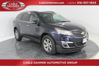 2015 Chevy Traverse LT Automatic SUV AWD 3.6L V6 SIDI Engine 4 Door