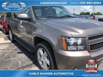 2013 bronze Chevy Suburban 1500 LT Vortec 5.3L V8 SFI Flex Fuel Engine SUV 4 Door