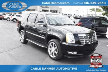 2008 Cadillac Escalade Base 4 Door SUV Automatic AWD Vortec 6.2L V8 SFI Engine