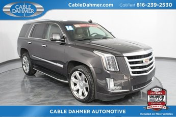 2016 Cadillac Escalade Luxury Collection SUV Automatic 4X4