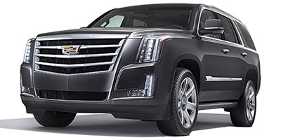 2016 Gray Silk Metallic Cadillac Escalade Premium Collection Automatic 4 Door SUV 4X4