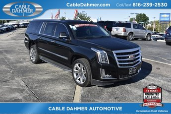 2015 Cadillac Escalade ESV Luxury 4 Door SUV 4X4