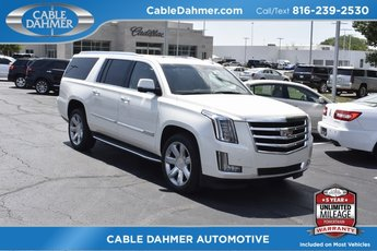 2015 Cadillac Escalade ESV Luxury 4X4 Automatic 4 Door SUV
