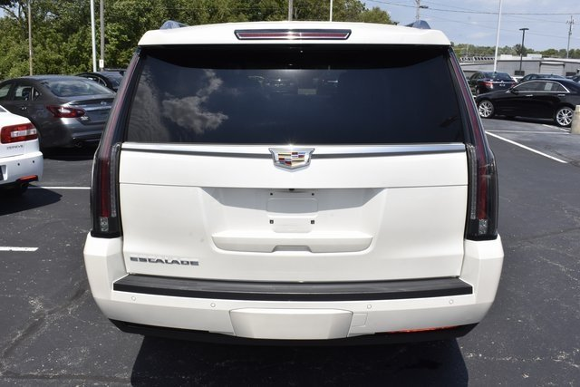 2015 Cadillac Escalade ESV Luxury SUV Automatic 4X4