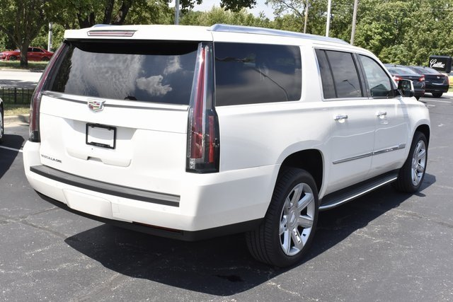 2015 Cadillac Escalade ESV Luxury 4 Door Automatic SUV Vortec 6.2L V8 SIDI Engine