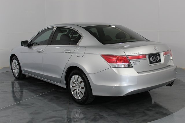 2012 Honda Accord LX Automatic 4 Door FWD 2.4L I4 DOHC i-VTEC 16V Engine Sedan