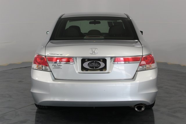 2012 silver Honda Accord LX 2.4L I4 DOHC i-VTEC 16V Engine Sedan Automatic