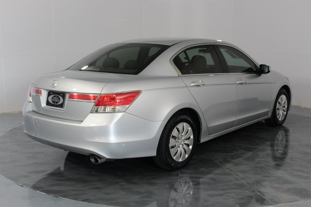 2012 Honda Accord LX Automatic Sedan 2.4L I4 DOHC i-VTEC 16V Engine