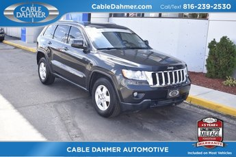 2011 Jeep Grand Cherokee Laredo Automatic SUV 4 Door 4X4