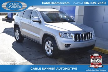 2011 Jeep Grand Cherokee Laredo Automatic 4X4 4 Door SUV 3.6L V6 Flex Fuel 24V VVT Engine