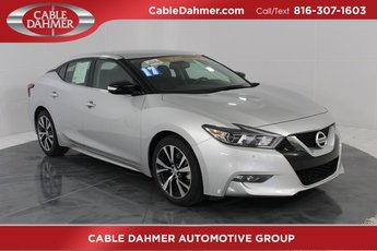2017 Nissan Maxima SV Sedan Automatic (CVT) 4 Door FWD 3.5L V6 DOHC 24V Engine