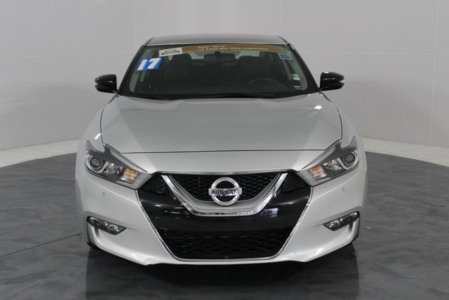 2017 Nissan Maxima SV Sedan Automatic (CVT) 4 Door 3.5L V6 DOHC 24V Engine
