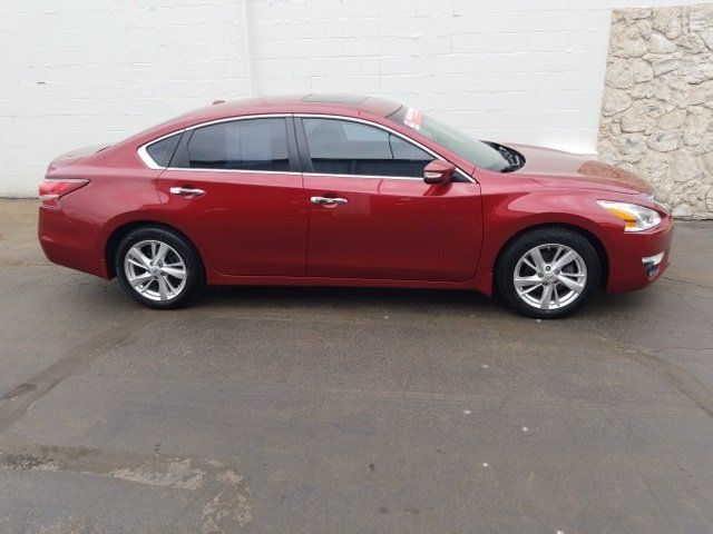2015 Nissan Altima 2.5 SL Automatic (CVT) FWD Sedan 4 Door