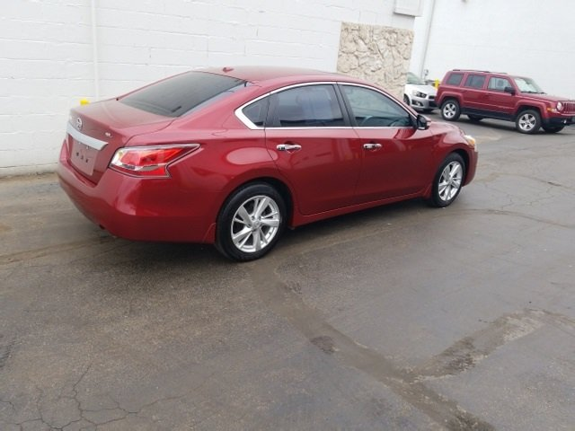 2015 Nissan Altima 2.5 SL Sedan 4 Door FWD 2.5L I4 DOHC 16V Engine
