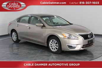 2014 Gold Nissan Altima 2.5 S 4 Door Automatic (CVT) Sedan